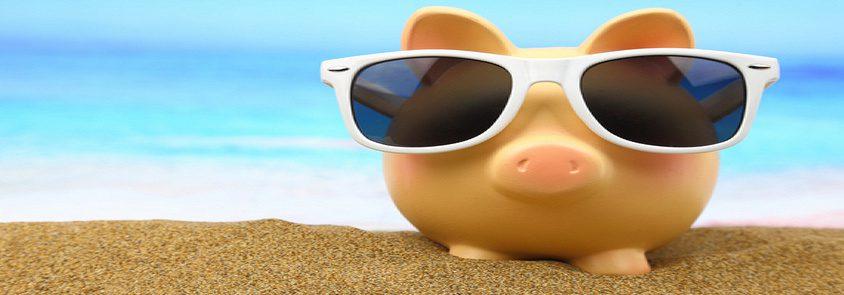 5 Summer Saving Tips to Sock Away Your Money